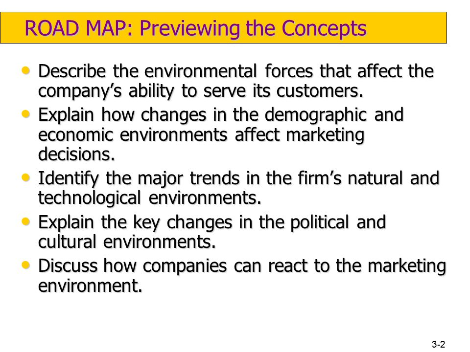 how changes in demographic and economic environment affect marketing decision The macro environment and overall demographic changes marketing decisions are strongly influenced and affected by developments in the political environment.