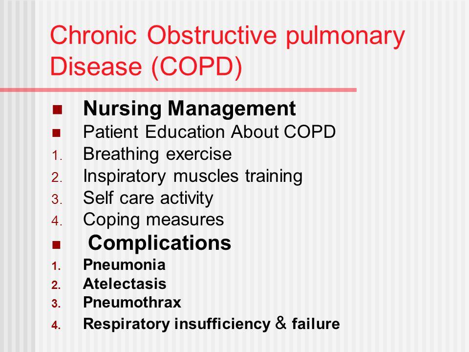 chapter 29 nursing management obstructive pulmonary