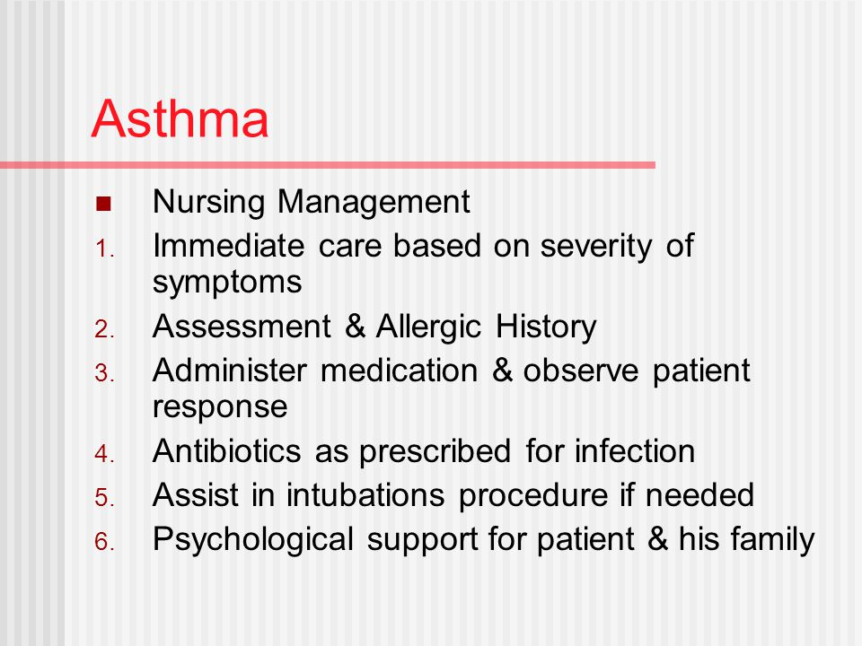care and management of asthma The goal of the medical home chapter champions program is to promote the delivery of high quality asthma, allergy and anaphylaxis care through team-based, family-centered care coordination and co-management among patients and their families, primary care pediatricians, and pediatric asthma and allergy specialists, while improving health outcomes for all children.