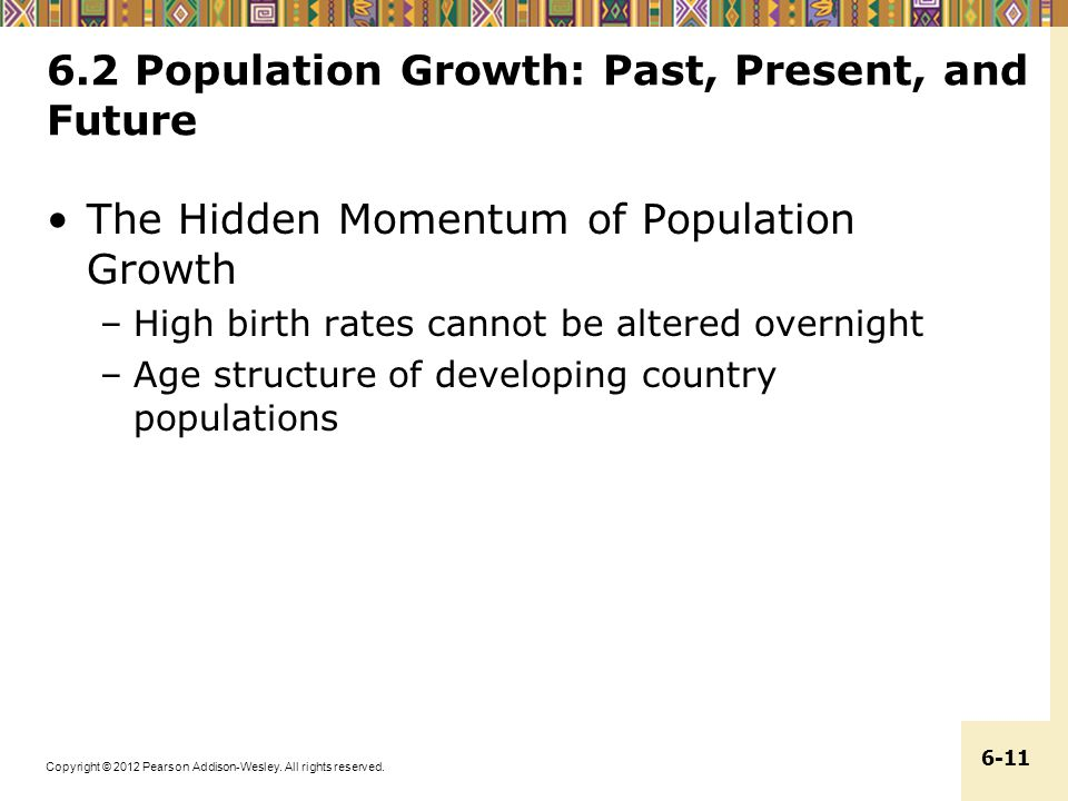 causes of population growth in developing countries pdf