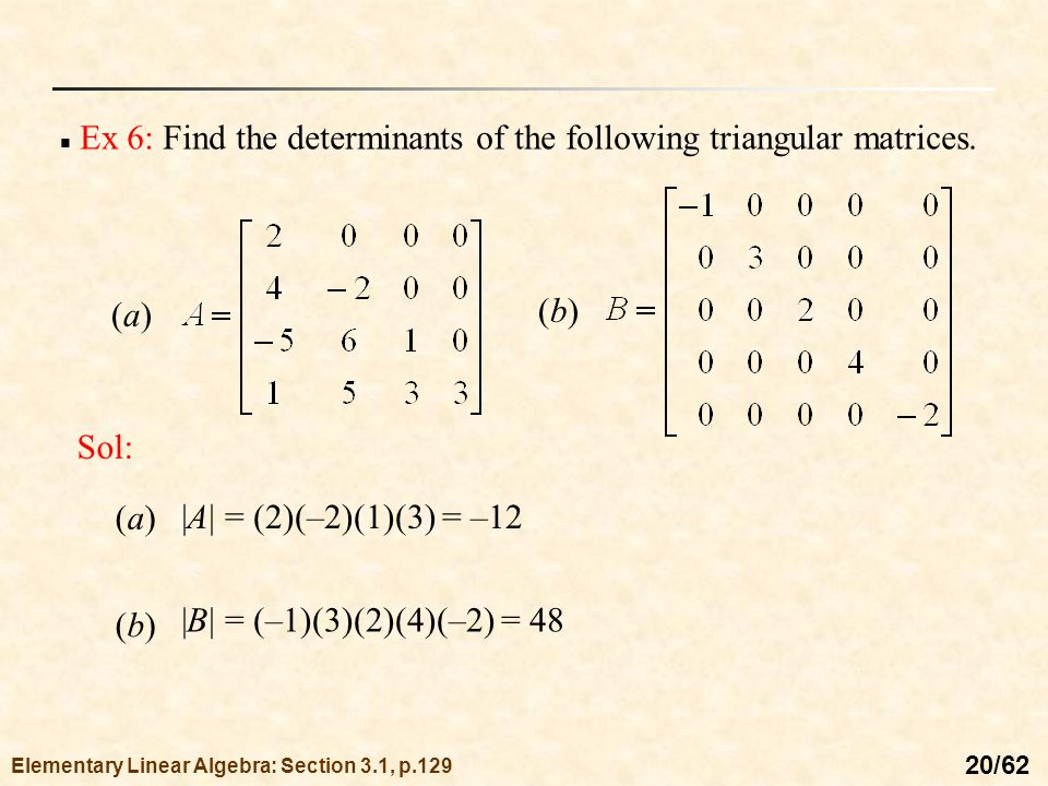 matrices and determinants notes pdf
