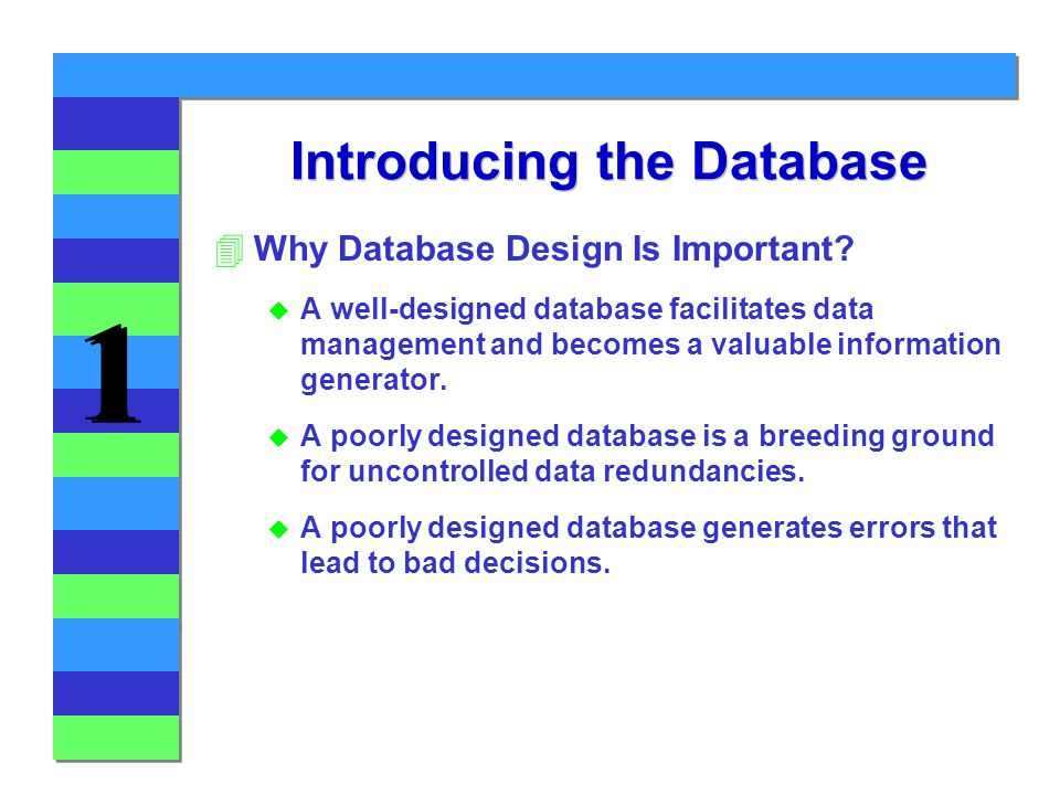 Chapter 1 File Systems And Databases Ppt Video Online