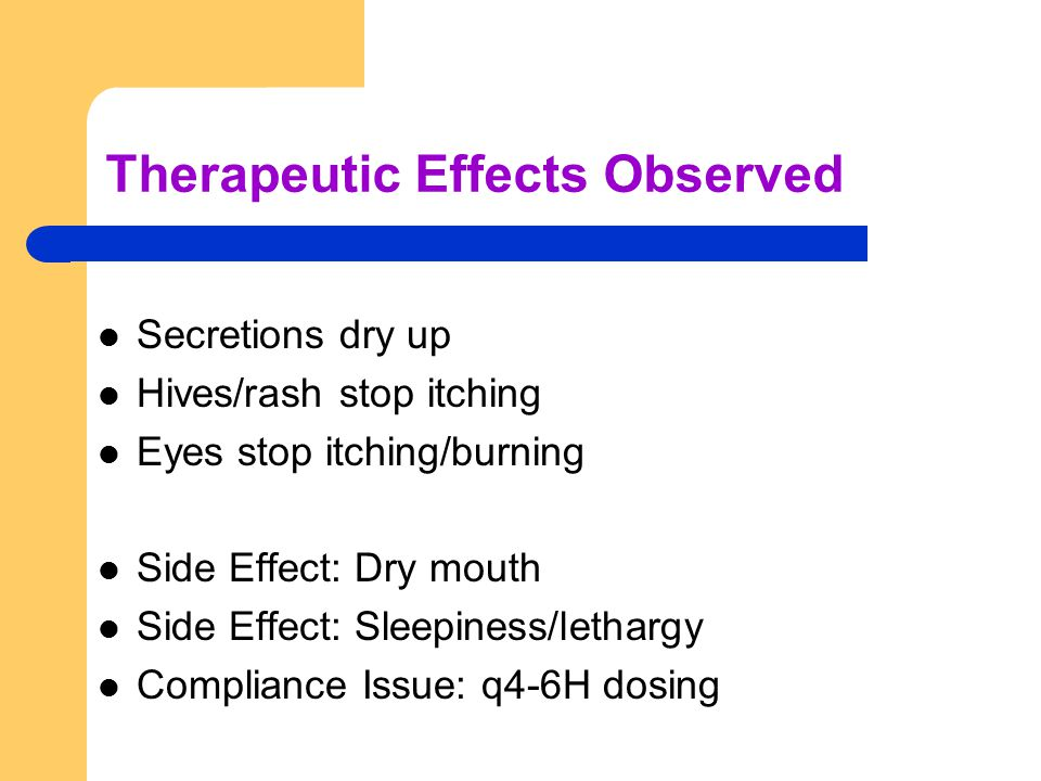 Rabeprazole Side Effects Dry Mouth