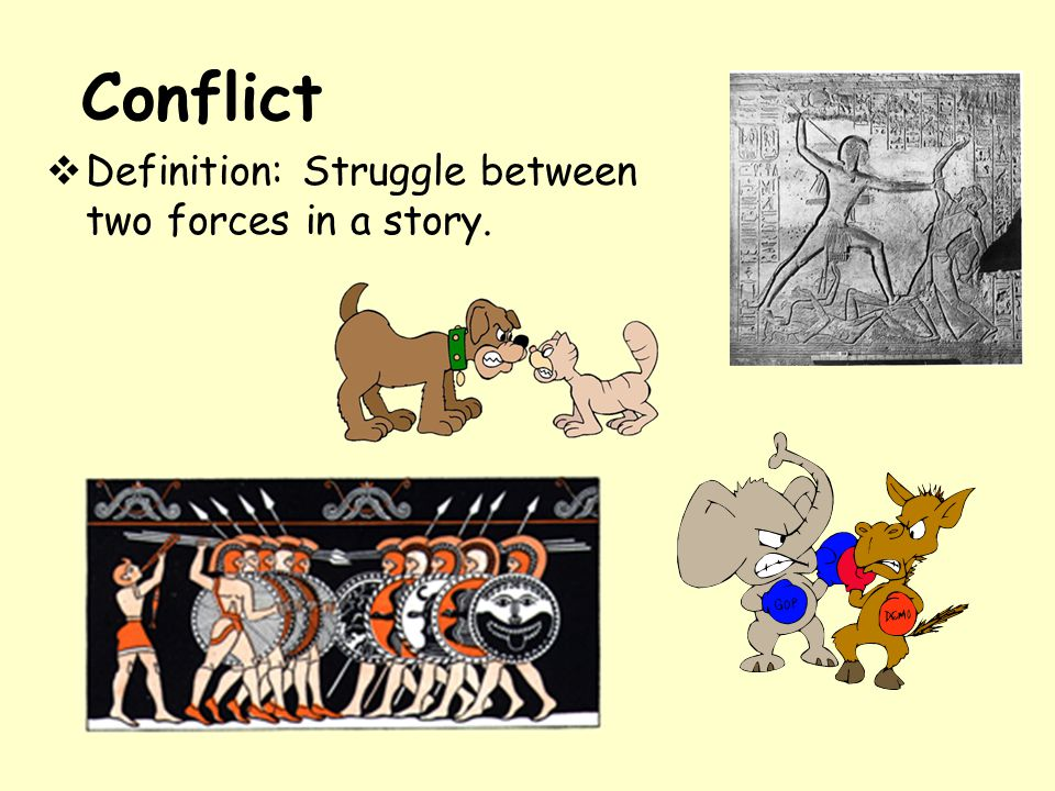conflicts in short stories Types of conflict worksheet 1 – students read ten short story descriptions then  they determine the protagonist, antagonist, and type of conflict suggested.