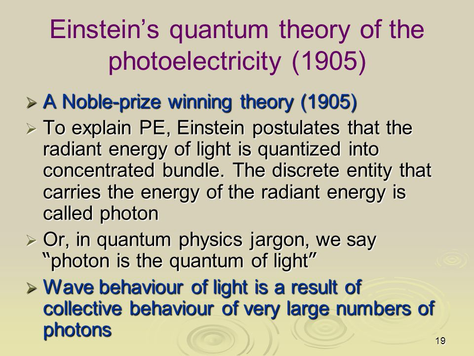 the quantum theory of light pdf