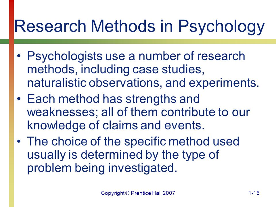 Becoming a Research Psychologist | CareersinPsychology.org