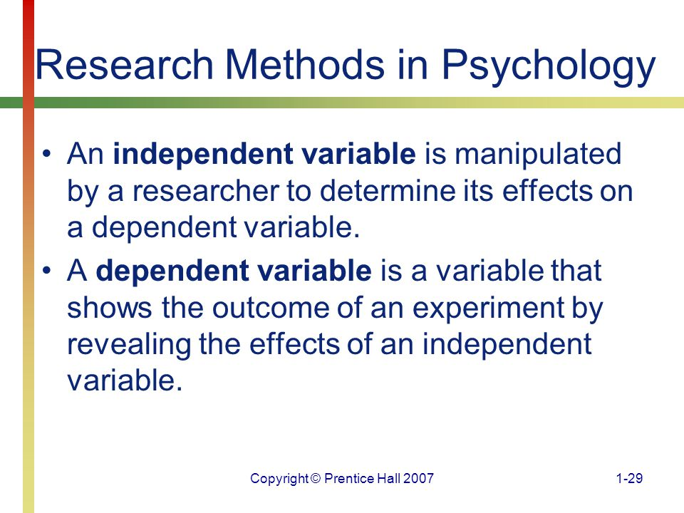 the research methodology of the effects Here are 5 common errors in the research process 1 this is accounted for in confidence intervals, assuming a probability sampling method is used.