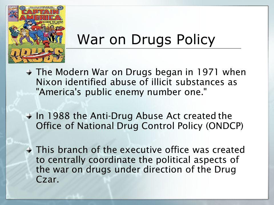 anti drug abuse act of 1988 Publications stay informed the anti-drug abuse act (adaa) of 1988 contains provisions that relate to virtually every aspect of the federal effort to control drug abuse abstract: of 10 titles.
