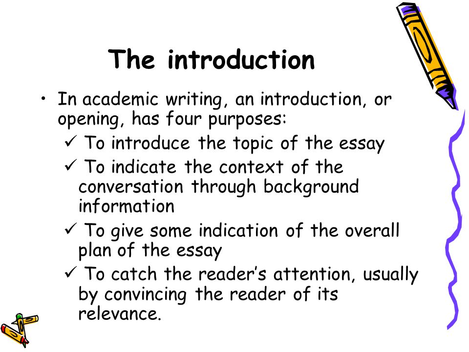 an introduction to the essay on the topic of year 2035