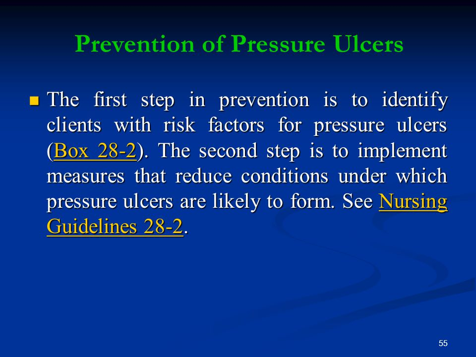preventing pressure ulcers essay Introduction of TOPIC