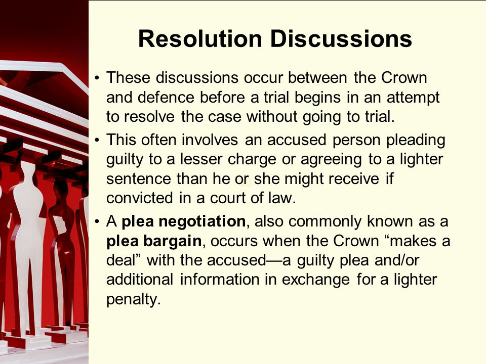 Resolution Discussions
