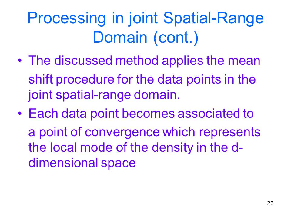 spatial domain filtering in image processing pdf