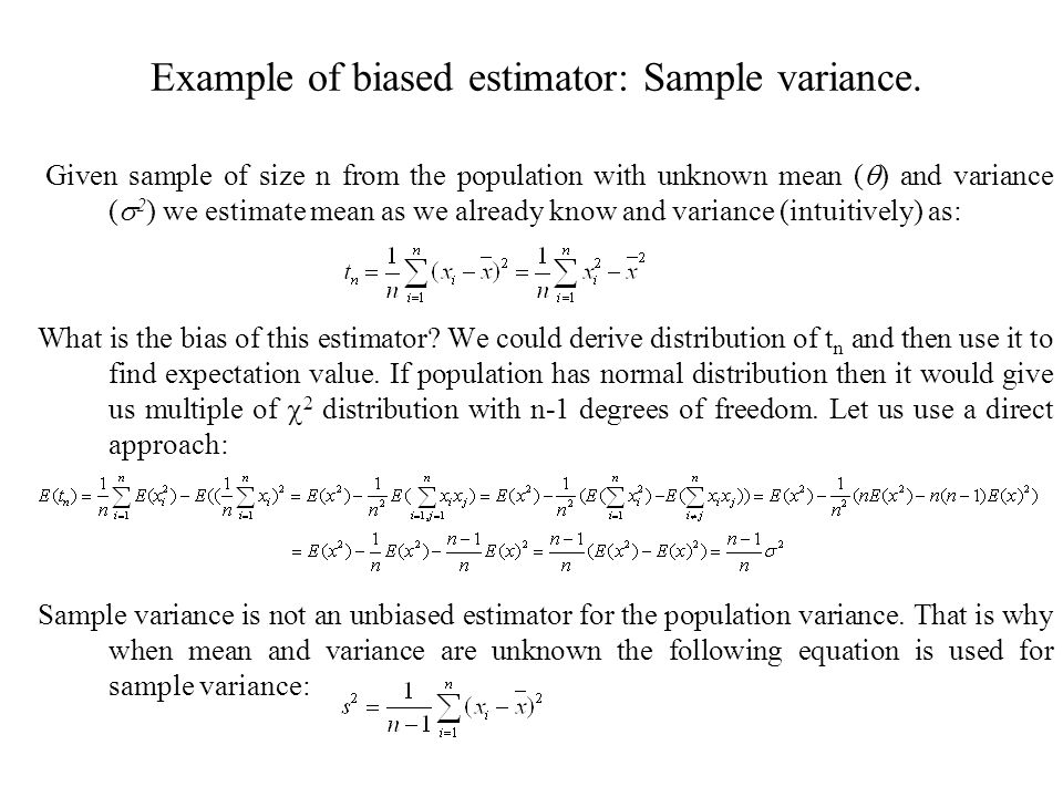 Point Estimation, Interval Estimation - Ppt Video Online Download