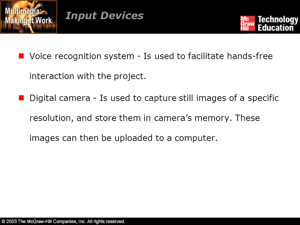 Chapter 2-Multimedia Technology - ppt video online download