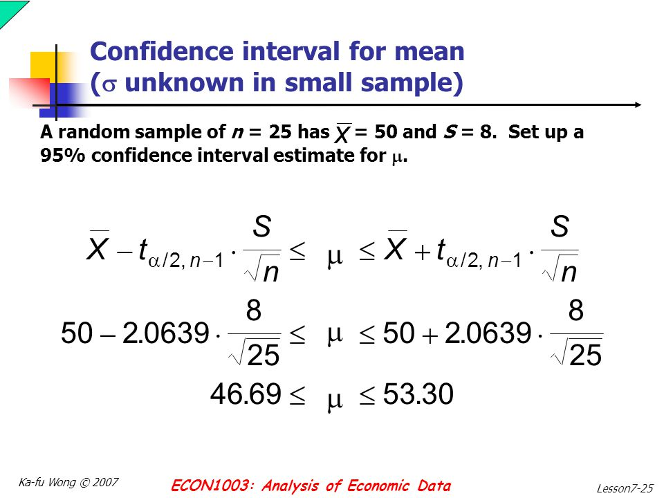confident interval In this series of posts, i show how hypothesis tests and confidence intervals work by focusing on concepts and graphs rather than equations and numbers previously, i used graphs to show.
