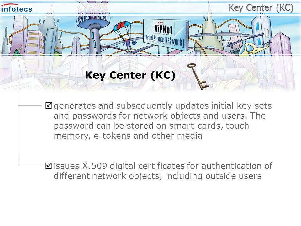 Key Center (KC) Key Center (KC)