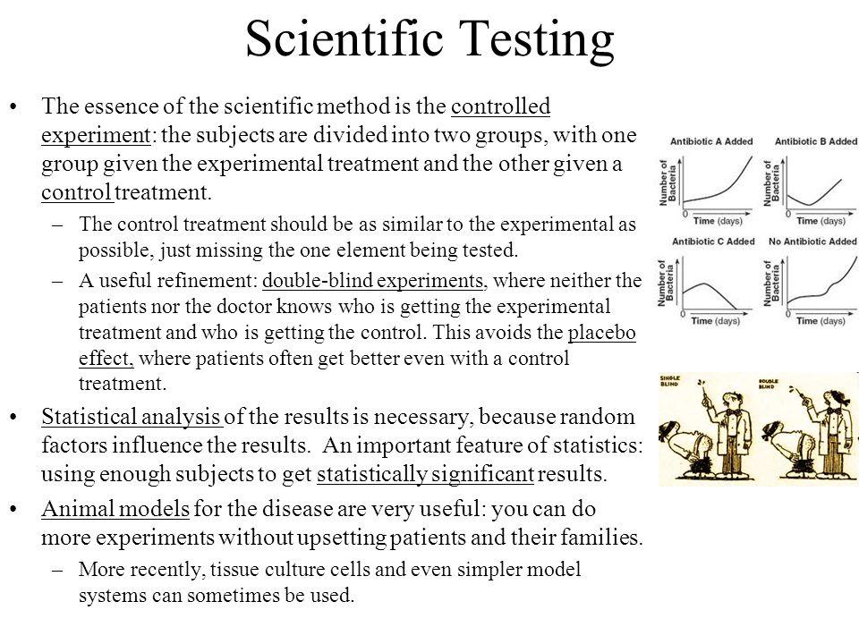 Scientific Testing