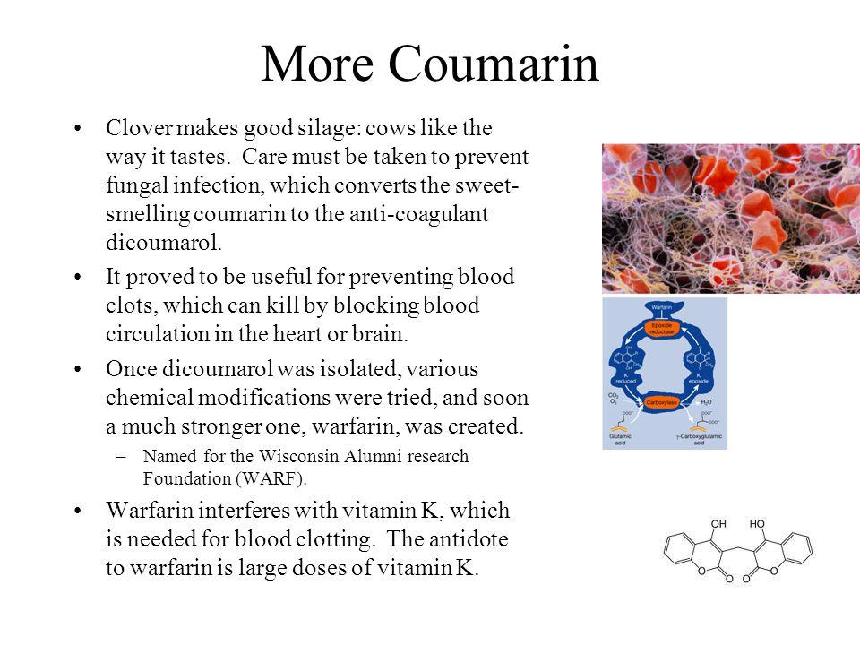 More Coumarin