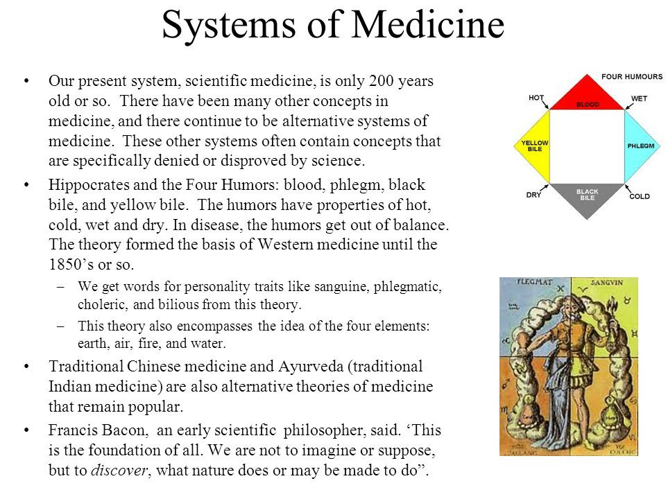 Systems of Medicine