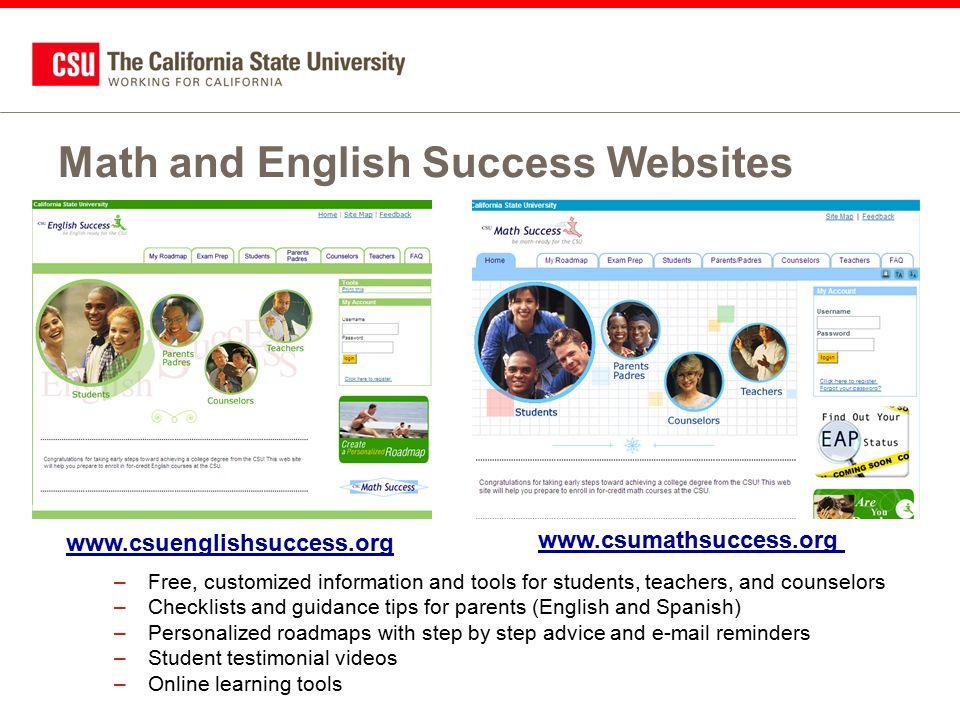 Early Assessment Program - ppt video online download