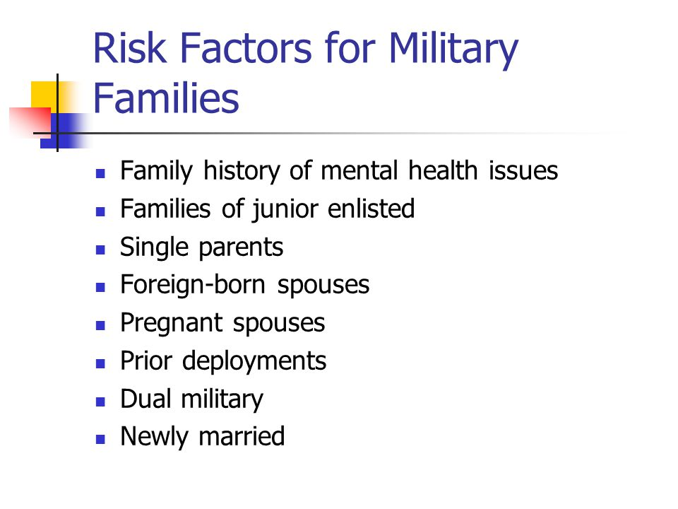 the effects of deployment on military families essay Free military deployment relationship essays for students  as a result, more  families are facing the effects of deployment different effects of deployments are .