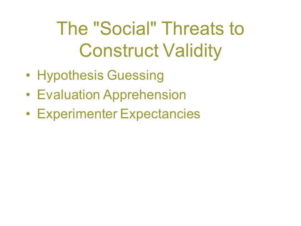 sociocultural threats Chapter 3: the external environment: opportunities, threats, industry competition  socio-cultural segment - segment of the environment concerned.