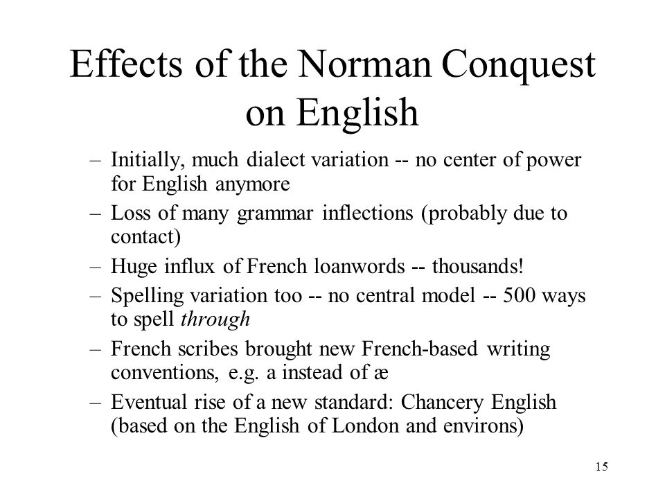 impact of normans conquest on ireland Worksheets / social studies / norman conquest facts & worksheets premium  effects of the invasion the norman invasion of england led to the intact connection with france the normans also introduced the concept of land tenure and military service  many of the english families fled to ireland and scotland including the godwineson.