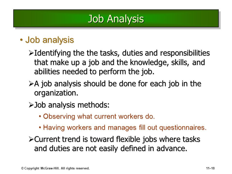 an analysis of the topic of having a job These 50 prompts are meant to help you discover a topic for an essay or speech developed by process analysis.