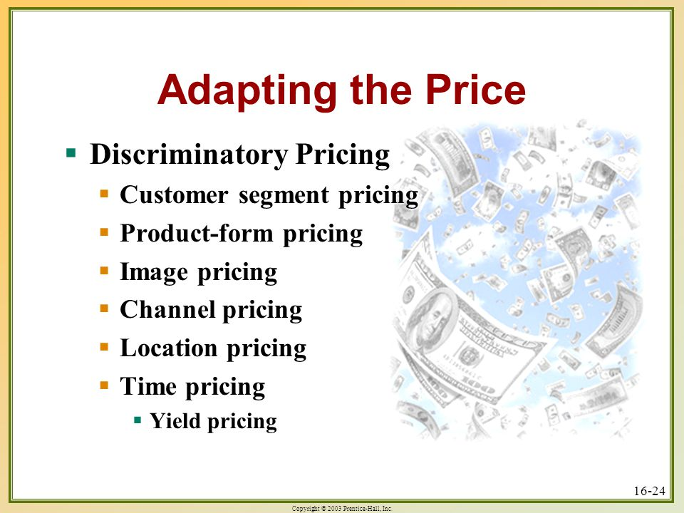 adapting price of product This primer on climate change adaptation in the consumer products (cp)  what  consumers buy, and where, when, and how they buy it, will reflect these effects.
