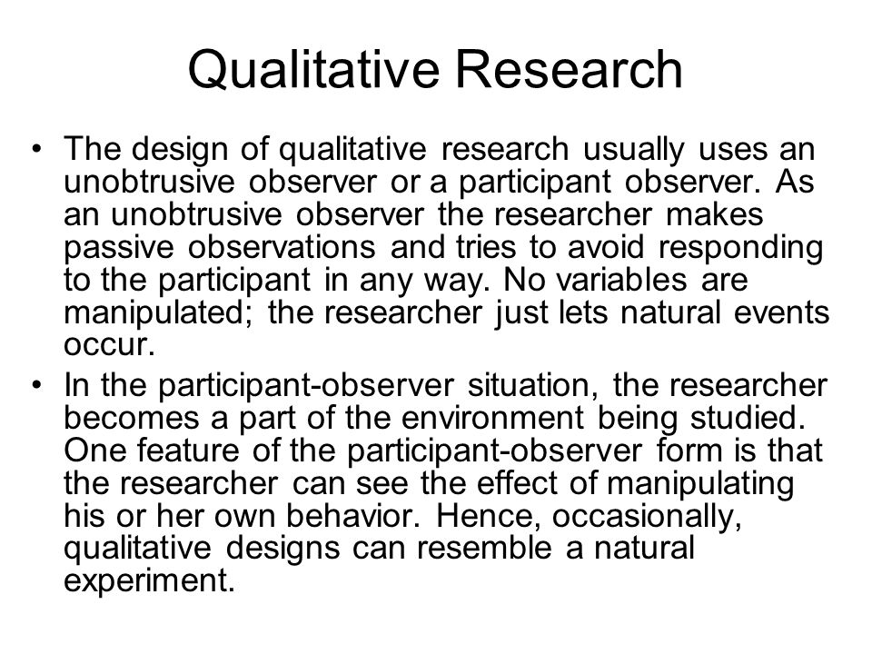 the nature of qualitative studies The nature of qualitative research qualitative research is concerned with ' developing explanations of social phenomena' the world in which we live why .