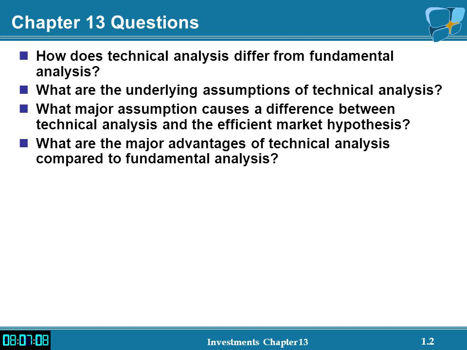 Fundamental Analysis Vs Technical Analysis Ppt Live Forex