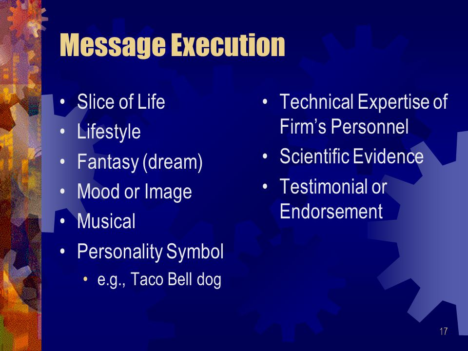 Message Execution Slice of Life Lifestyle Fantasy (dream)