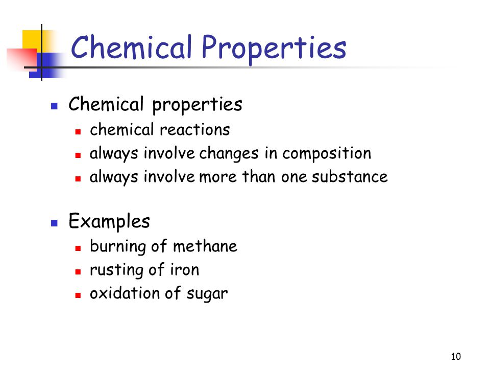 examples of chemical properties The first person to recognise that magnesium was an element was joseph black at edinburgh in 1755 he distinguished magnesia (magnesium oxide, mgo) from lime (calcium oxide, cao) although both were produced by heating similar kinds of carbonate rocks, magnesite and limestone respectively.