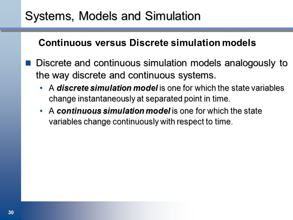 Simulation of Complex Computer Networks Lecture 1 and Lecture 2 - ppt download