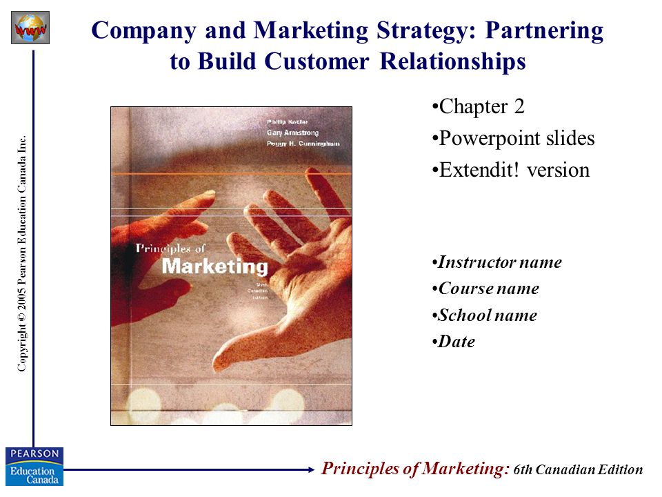 business and marketing strategy relationship