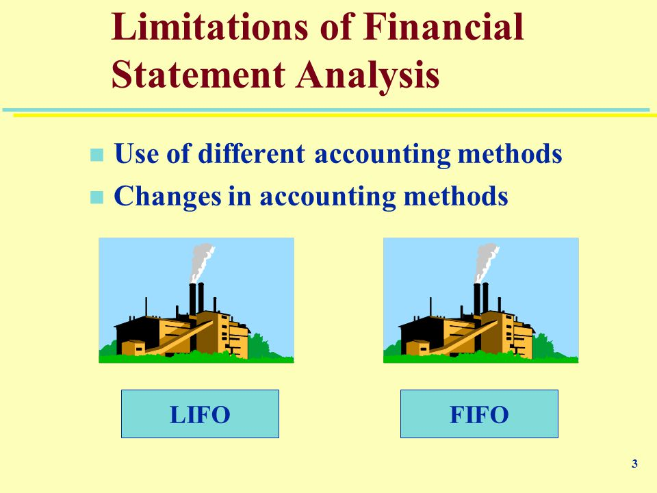 limitations of financial accounting Section 1 roles of financial accounting: equity valuation chapter 11 accounting and economics: chapter 13 the limitations of financial reporting.