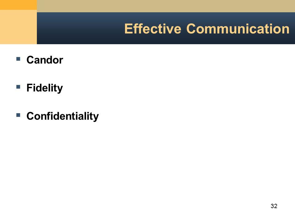 effective communication in an organization pdf
