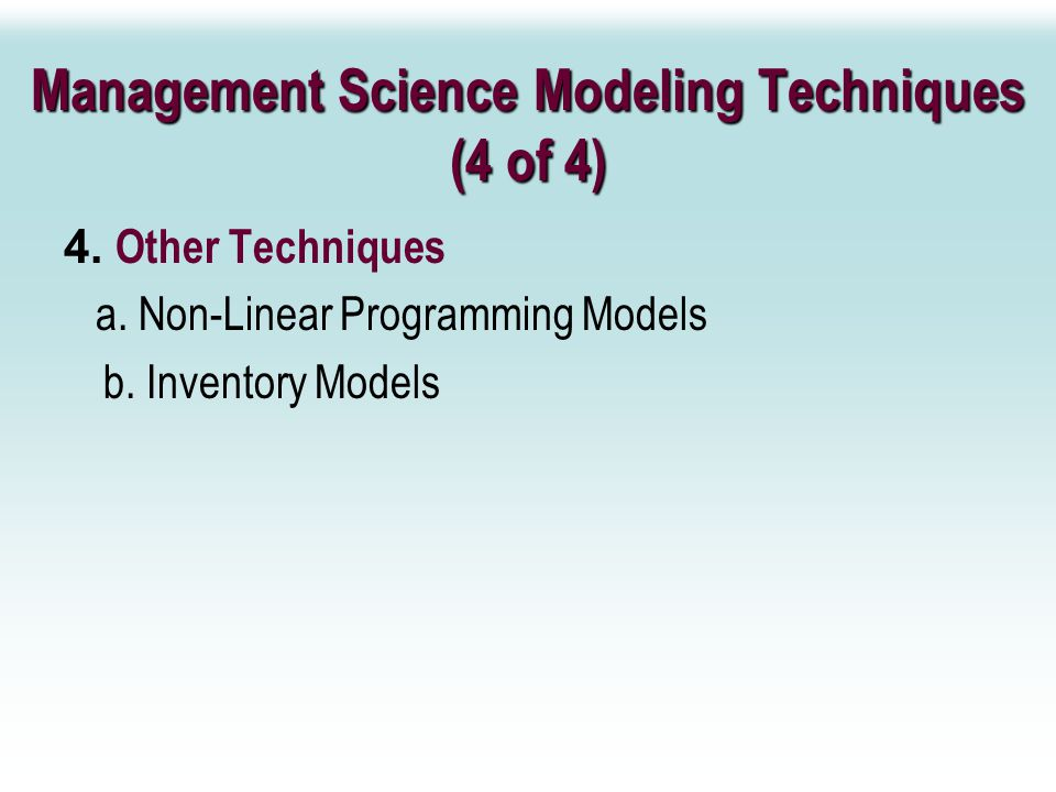 managerial decision modeling Managerial decision modeling with spreadsheets pearson higher ed, 2012 2012 0133071499, 9780133071498 608 pages nagraj balakrishnan, barry.