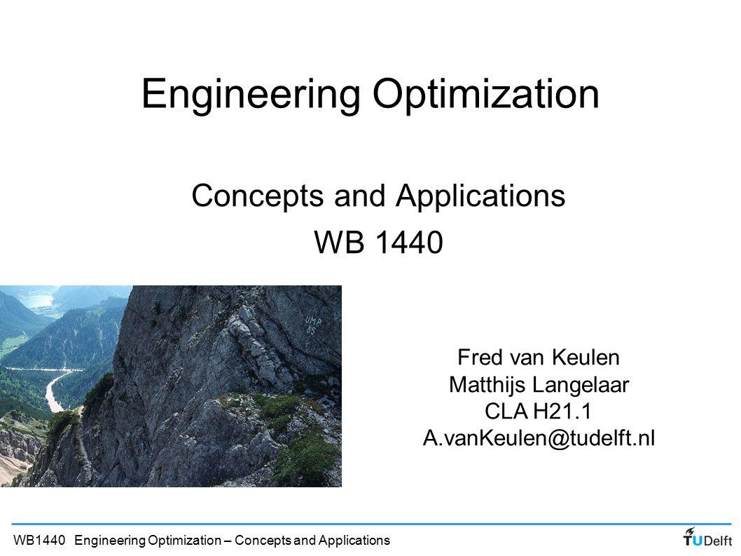 Engineering optimization ppt video online download engineering optimization robcynllc Choice Image