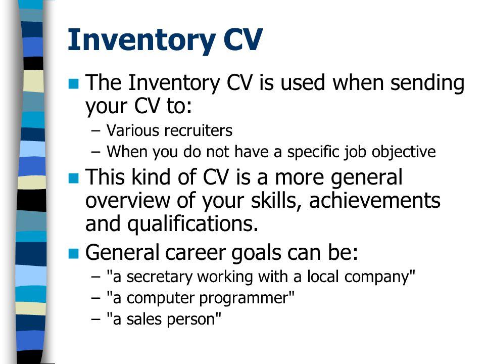 cv preparation interview skills ppt video online download