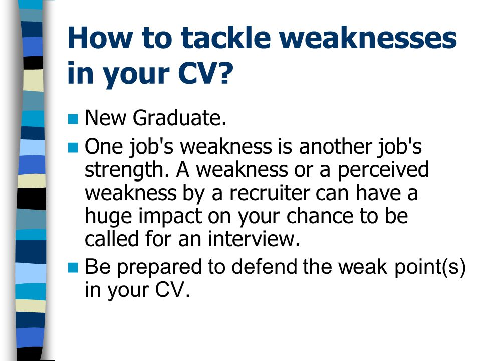 cv preparation interview skills ppt video online download