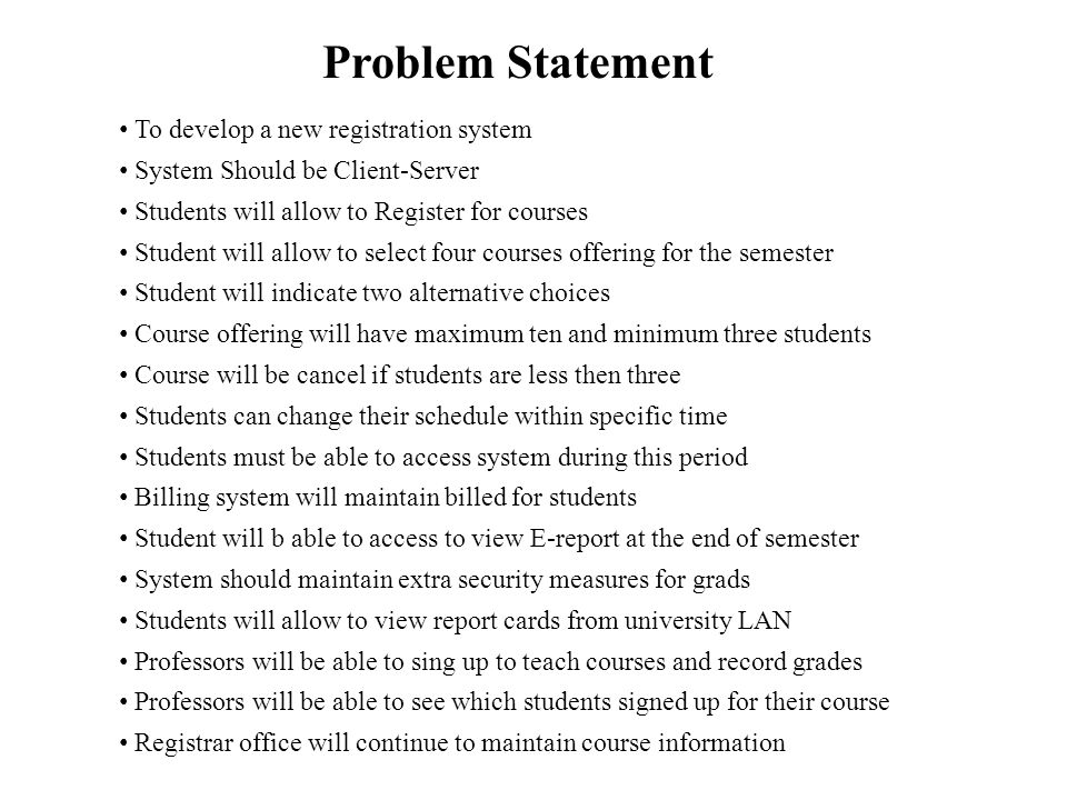 statement of the problem for student payment system Adobe store | online order and payment faq  if you're a student or staff member at an accredited educational institution and want to purchase an  system, and.