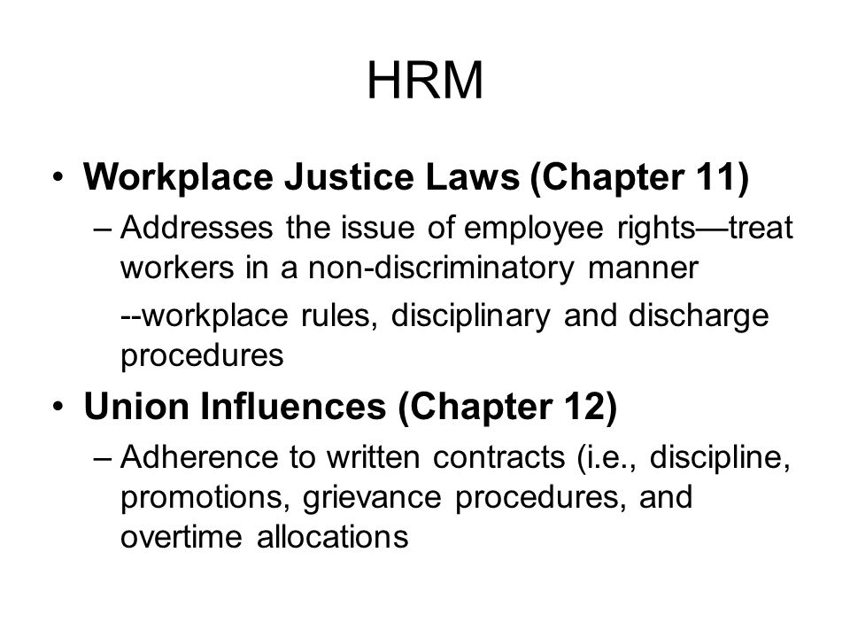 chapter 17 hrm Know the career, role of human resource management and why to study human resource management check out itmedu for human resource chapter 16 8 what should.