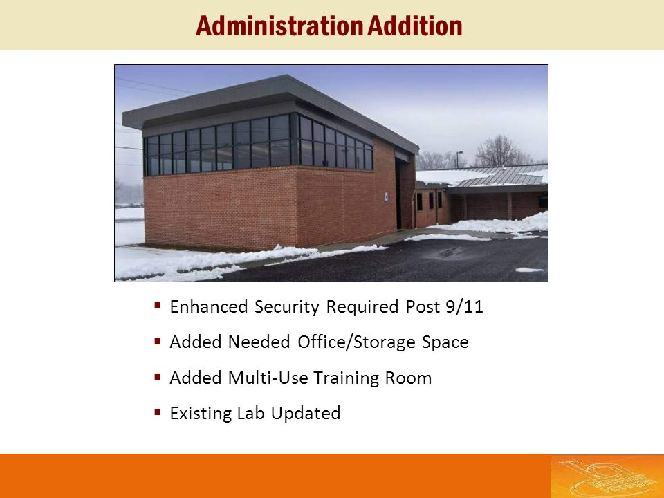 Administration Addition