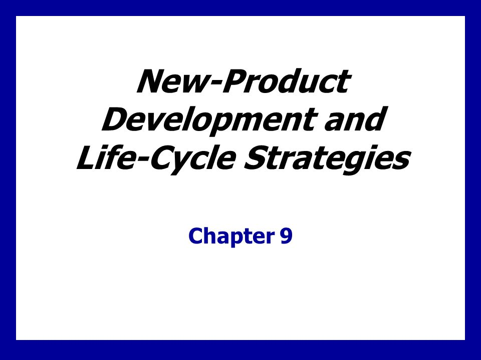 Learning goals learn how companies find and develop new for It product development companies