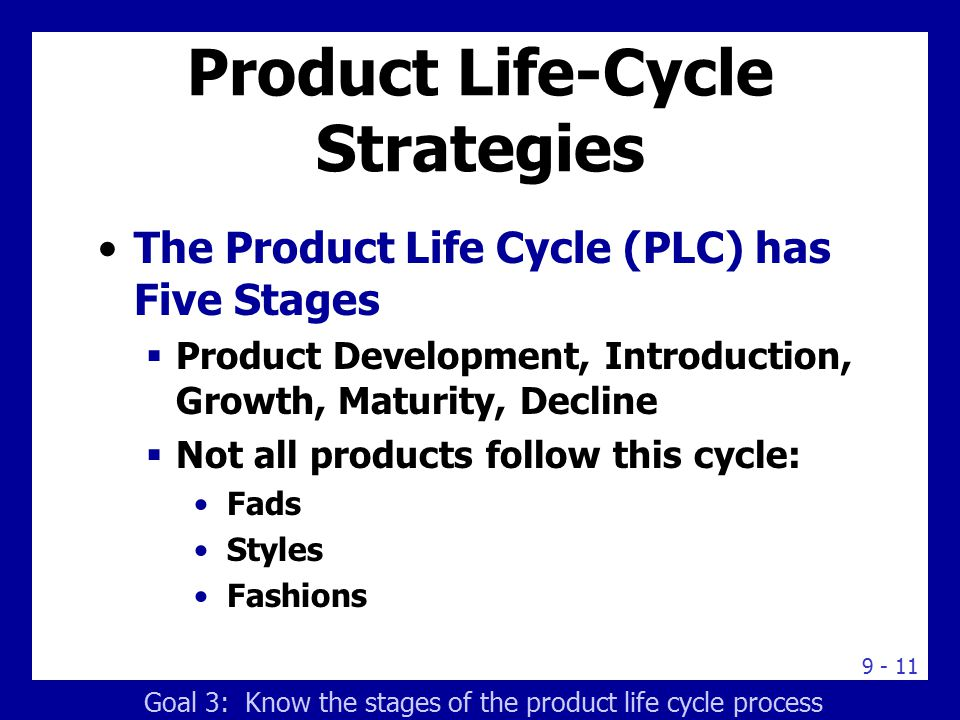 how to develop strategy in life