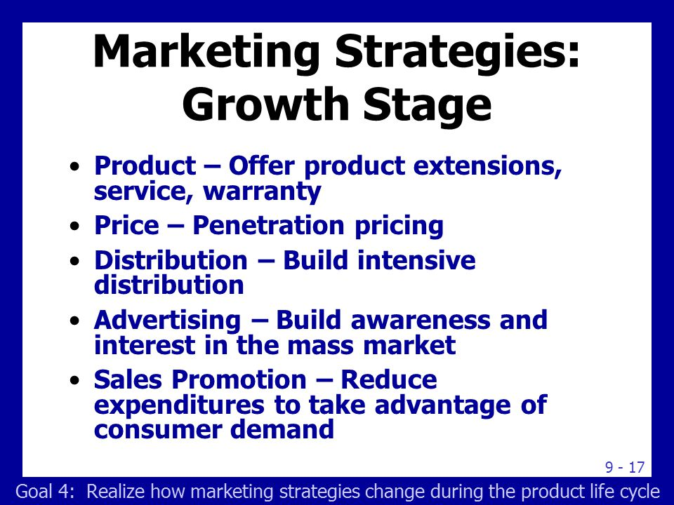 marketing strategy for decline stage essay Discuss the rationale behind the marketing concept of product life cycles  decline stage: when a product is  at each stage, marketing strategy varies.