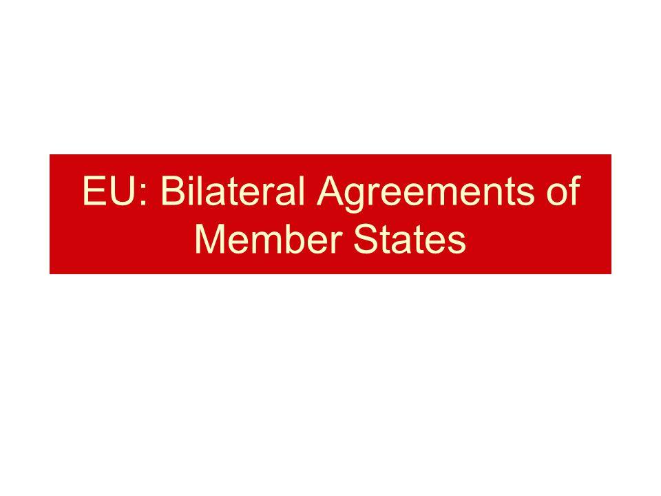 Eu bilateral agreements of member states ppt video online download 1 eu bilateral agreements of member states platinumwayz