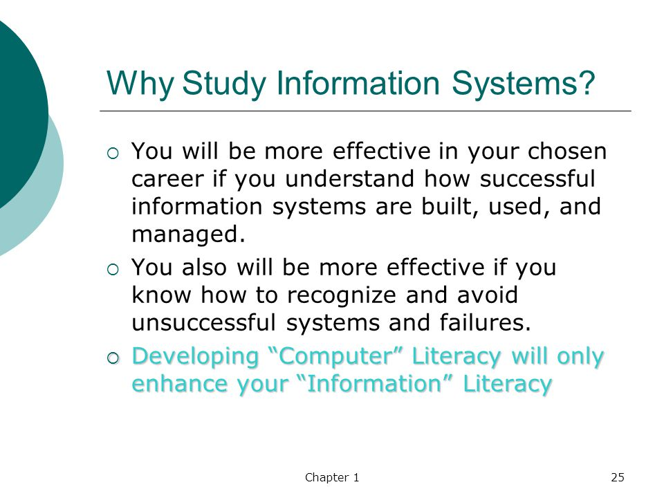 how to build a successful career in information technology