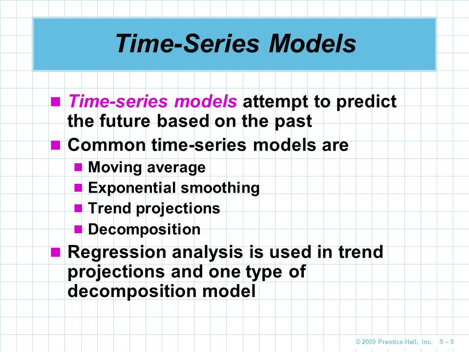 forecasting regression analysis and exponential smoothing Using the exponential smoothing approach to time series forecasting on 6 dof tracking data maurice r masliah gaining insight into human coordination for complex tasks, perhaps, can be accomplished by using time series analysis to study 6 degree of freedom tracking data.